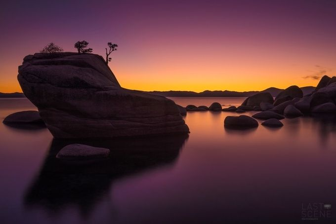 Bonsai Rock by LastScenePhotography - Islands Photo Contest