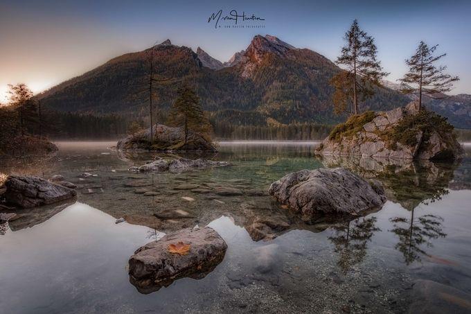 Beautiful morning by Markus_van_Hauten - Spectacular Lakes Photo Contest