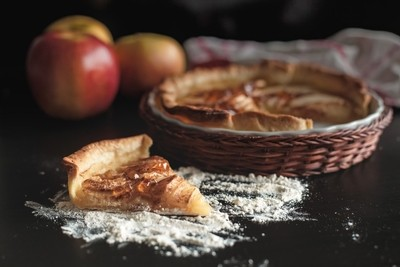Apple tart / Foodporn