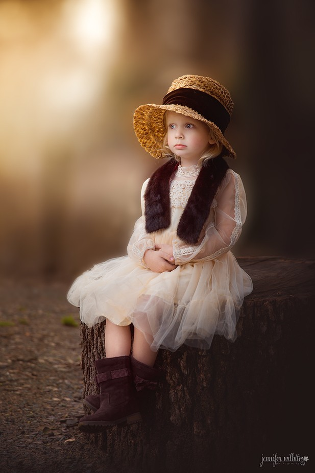 Ella Girl by jenniferwilhite_photog - Hats Photo Contest