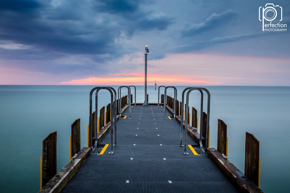 A stormy sunset Olivers Hill Frankston Victoria. Captured last week on our recent photography exc...