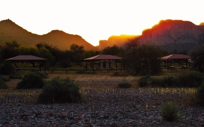 Superstition Sunrise