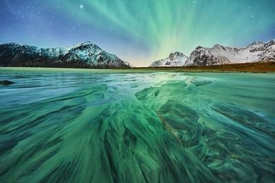 Green sand?