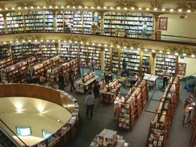 El Ateneo Grand Splendid Bookstore - Buenos Aires, Argentina
