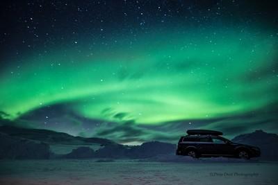 Arctic Circle Aurora