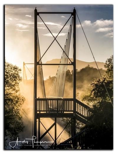 Hawea River Bridge
