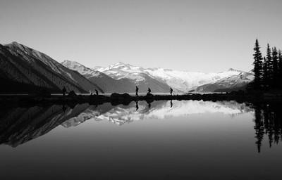 Garibaldi Reflections