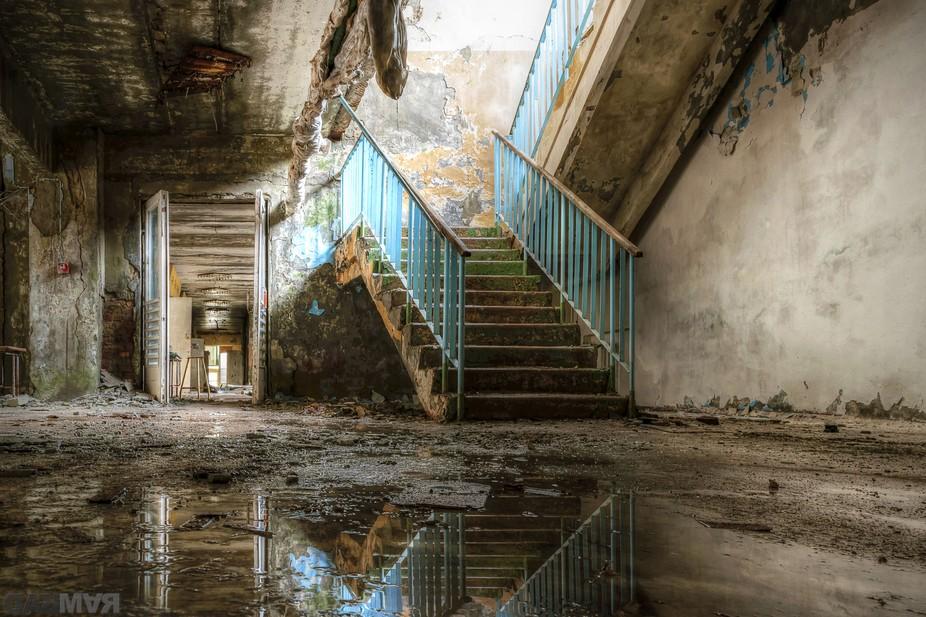 school in pripyat, 30 years later