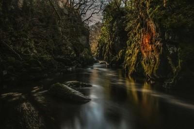 The Fairy Glen Snowdonia