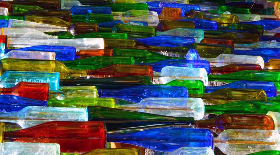 Bottles Art