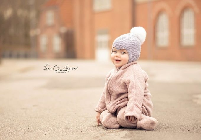 Little babygirl by lenaschlmersndergaardangioni - Babies Are Cute Photo Contest