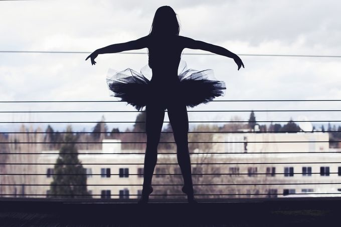 Watch me silhouette  by Infinitemoments10 - Lets Dance Photo Contest