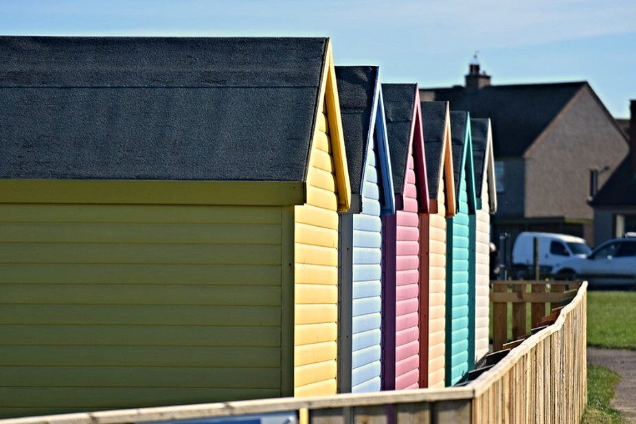 Beach huts copy