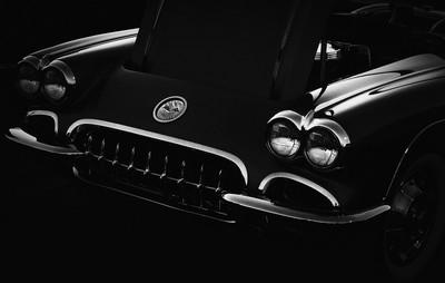 Glossy-Corvette-Classic