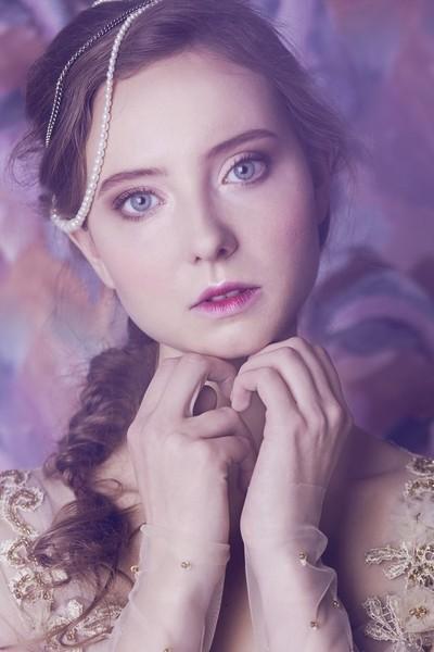 Pre-Raphaelite Muse