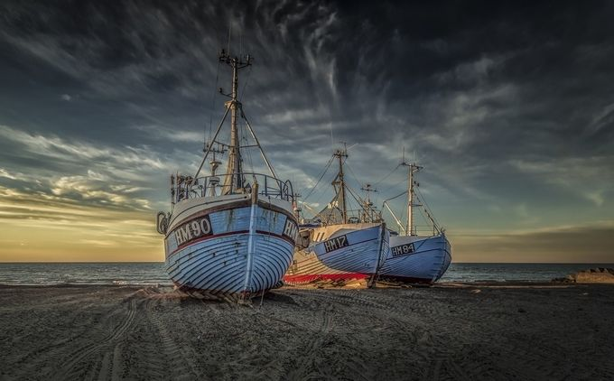 Trinity by olesteffensen - Subjects On The Ground Photo Contest
