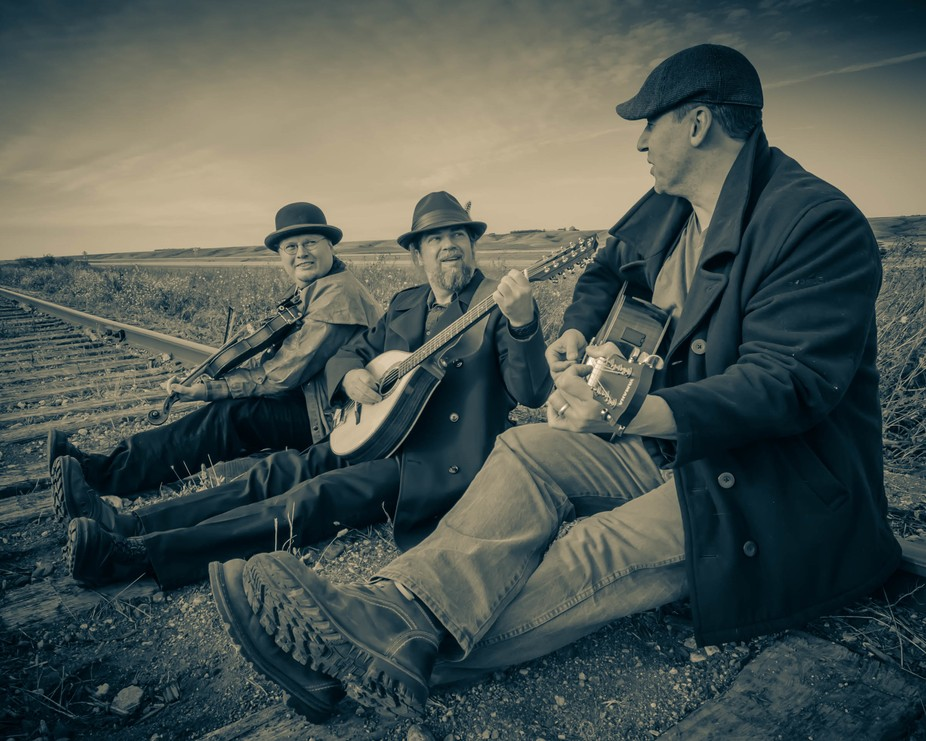 These guys have a great prairie celtic sound and were a blast to work with.
