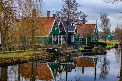 Houses of Zaanse Schans