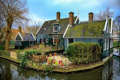 Colors of Zaanse Schans