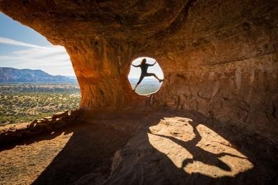 Robber's Roost, Sedona, Arizona