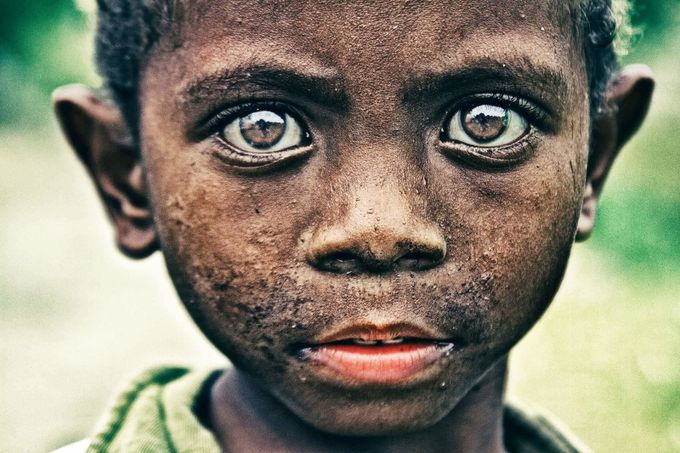 Little Aeta Boy by edwinloyola - Cultures of the World Photo Contest