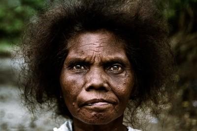 Aeta Woman