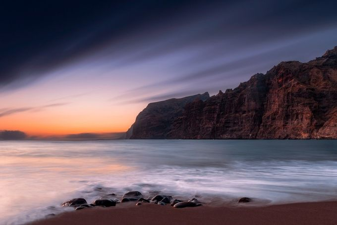 Los Gigantes by Fannie_Jowski - Spectacular Cliffs Photo Contest