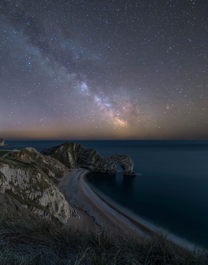 Under the Milkyway Tonight by SteffenE - Night Wonders Photo Contest