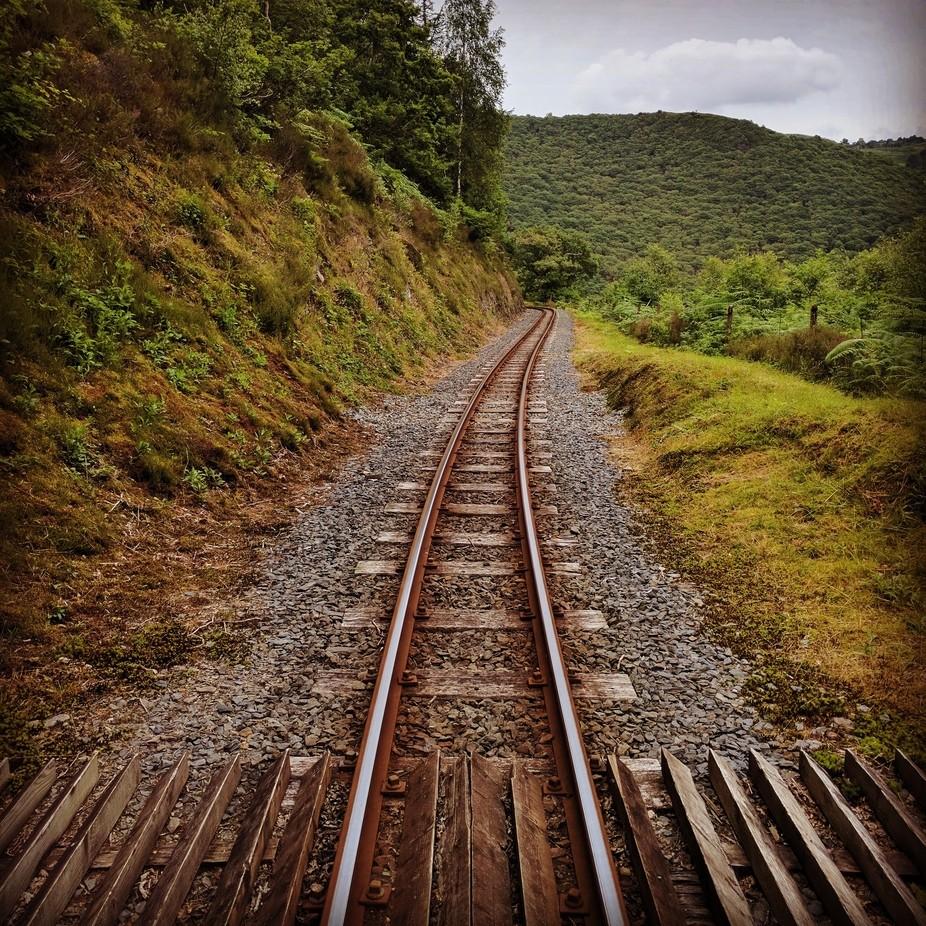 Vale of Rheidol, Aberystwyth  by carysmedihughes - Empty Railways Photo Contest