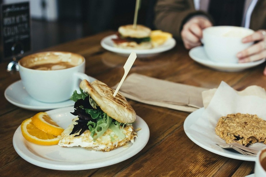 Street 14 Cafe, Astoria, Oregon