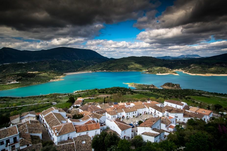 White village - Zahara / Spain
