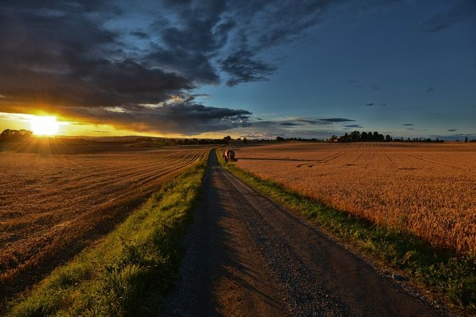 Stange - Norway by Huner - Country Roads Photo Contest