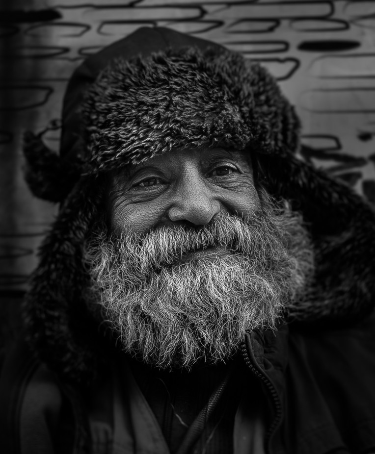 old man II by ygtctn - The Face Of A Man Photo Contest