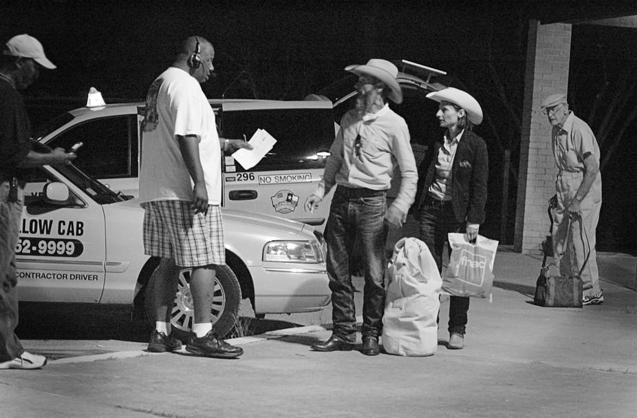 Cabbie & The Cowboy