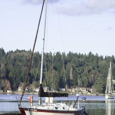 Dockton Sail Boat