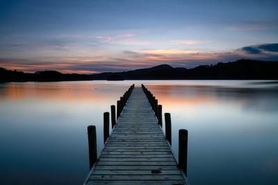 Conniston, Lake District, England