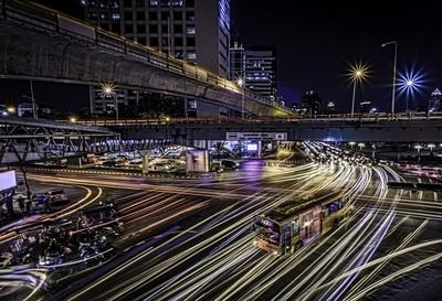 Bangkok Chaos