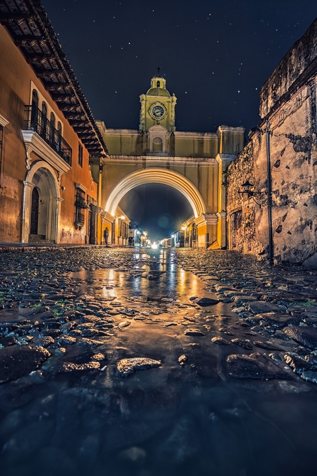 Una Noche Con Vos by s_cavazos - City In The Night Photo Contest