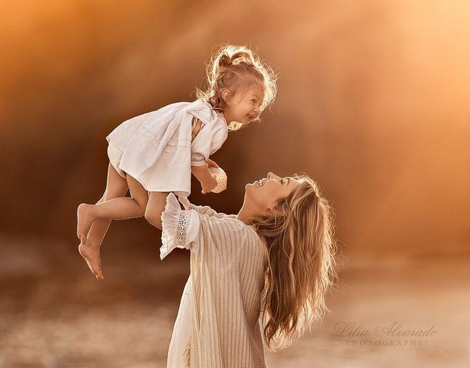 Sunny Joys by liliaalvarado - Motherhood Photo Contest 2017