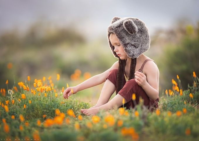 Shooting Dreamy Portraits With Lisa Holloway