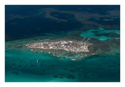 Crayfisherman's Camp at the Abrolhos Islands