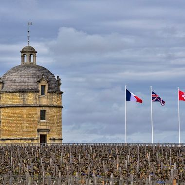 Tower at Chateau Latour.  The very definition of Iconic