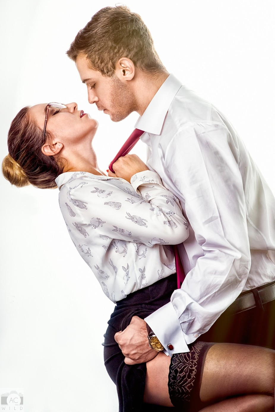 Office affair by AndChisPhoto - Romantic Photo Contest