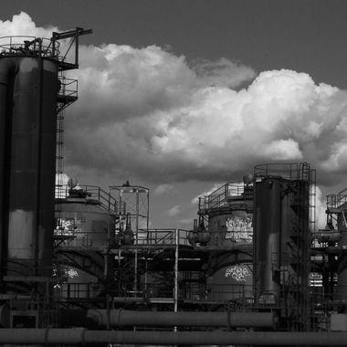 Old Gasworks Plant