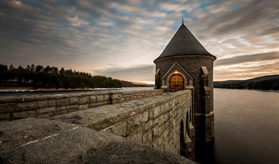 ...Saville Dam...