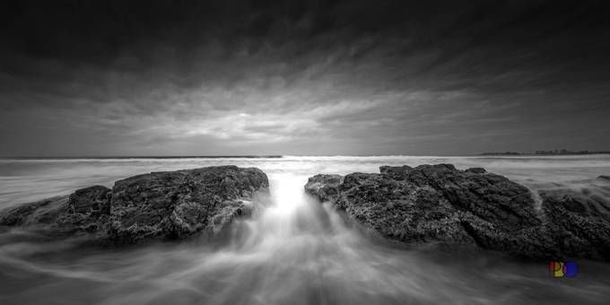 Tugun 2 by PDO1962 - The Water In Black And White Photo Contest