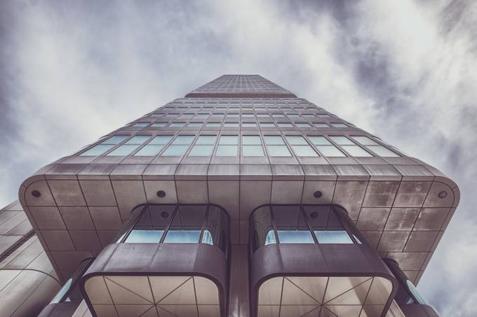 Silver Tower by Arbustus - Geometry And Architecture Photo Contest