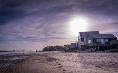Wrabness Beach