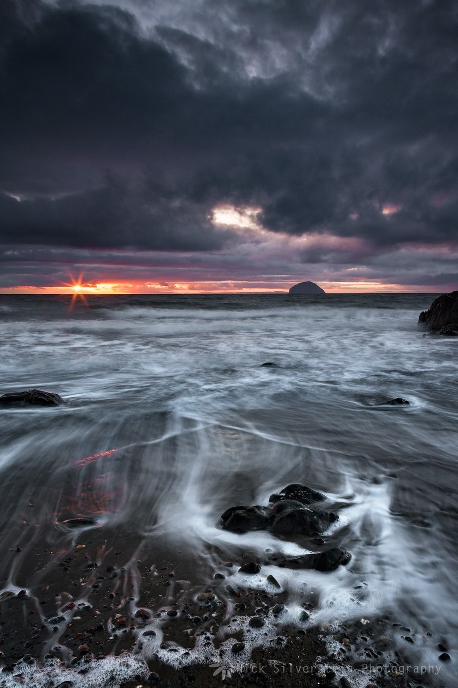 Ailsa Craig by NickSilverstein - Flares 101 Photo Contest