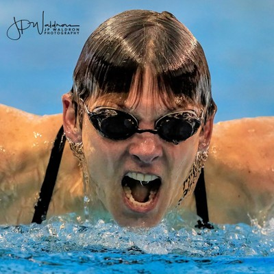 Competitive Swimming Elder